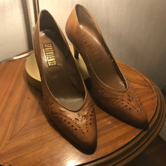 ddaa49005b Shoes - 1 day sale Vintage Leather Heels